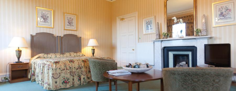 Kingsknowes Hotel Bedrooms Galashiels Scottish Borders Accommodation